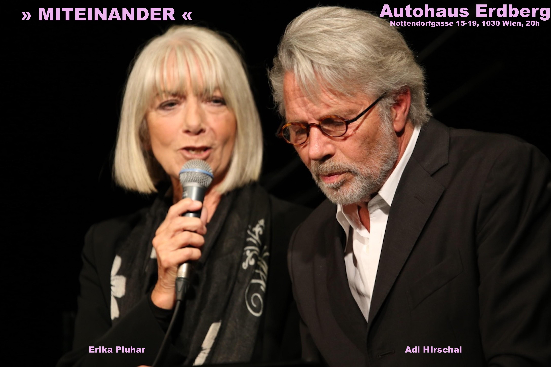 Erika Pluhar & Adi Hirschal