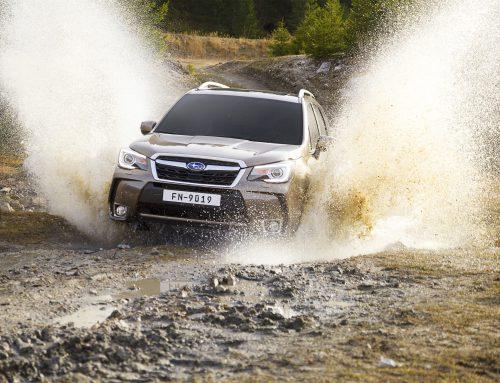 Subaru Testtag
